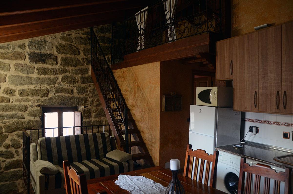 Mirador del Alberche II - Salón y Buhardilla
